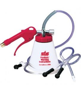 Brake bleeding, Vacuum gereedschapskit