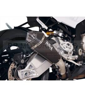 HEXACONE compleet titanium uitlaatsysteem