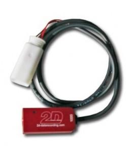 2D laptimer ontvanger infrarood