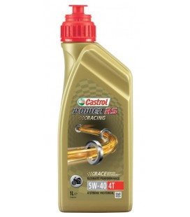 CASTROL POWER RS RACING 4T 5W-40 1LTR