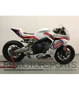 HONDA CBR650F Pata Honda European Junior Cup Racer