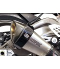 R&G, EXHAUST PROTECTOR, BLACK,