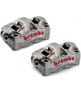 BREMBO, UPGRADE M50 MONOBLOCK Radiale remklauw set