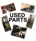 Gebruikte onderdelen